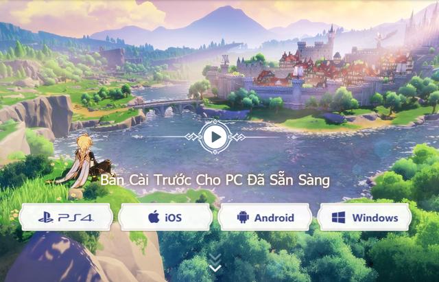 Tải ngay Genshin Impact, vừa ra đã đứng số 1 trên App Store nhưng lại khiến game thủ Việt phẫn nộ khóc hận - Ảnh 3.