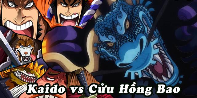 Liệu Kaido có chiêu thức gì mạnh mẽ ngoài chiêu phun lửa hay không?