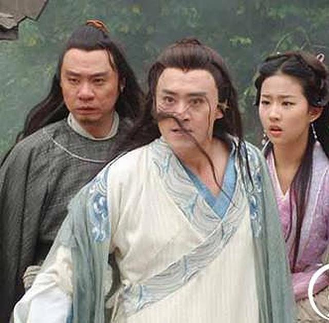 Khi Kiều Phong, Đoàn Dự bị Mộ Dung Phục bón hành: Né tránh 100% sát thương, bonus thêm cú phản đòn chí mạng - Ảnh 2.