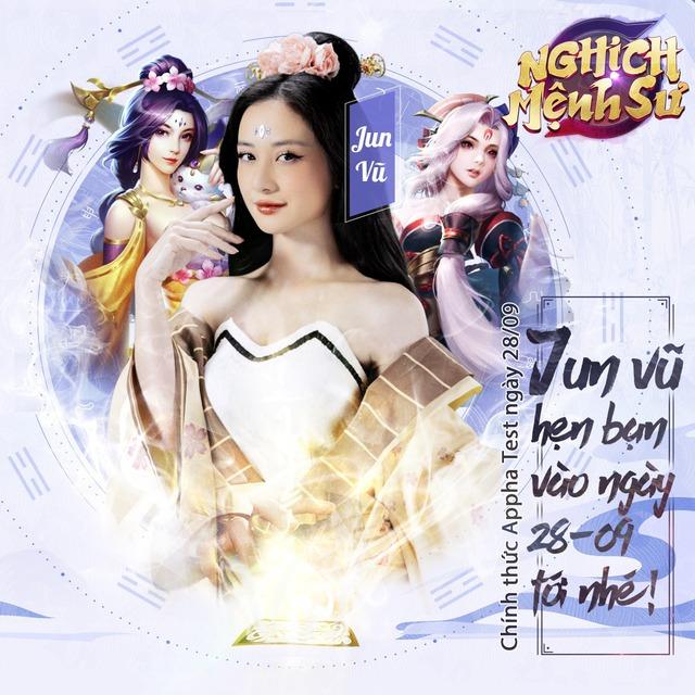 Nữ thần Jun Vũ khiến cộng đồng game thủ điên đảo đêm qua, không phải vì bộ ngực! - Ảnh 5.