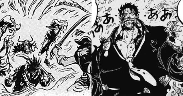 One Piece: Hé lộ bằng chứng Kaido từng bị phản bội trong quá khứ, nó liên quan đến món nợ với Big Mom và sở thích tự tử của hắn - Ảnh 2.