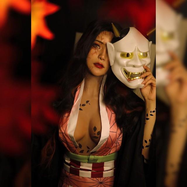 Đứng tim với bộ ảnh cosplay tướng mới Seraphine Made in Vietnam, quan trọng là tâm hồn nóng bỏng hơn cả bản gốc - Ảnh 9.