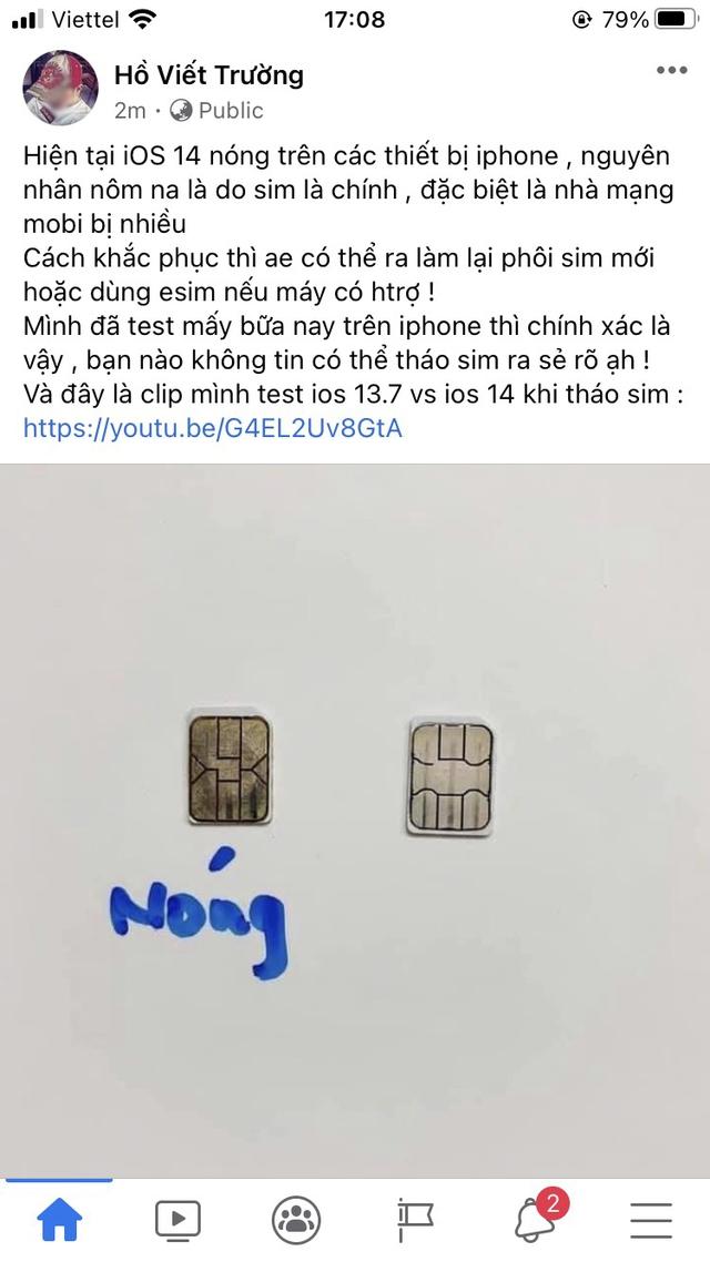 """Hướng dẫn khắc phục ngay thủ phạm làm cho iPhone nóng như """"lò"""" và tụt pin nhanh trên iOS 14 - Ảnh 4."""