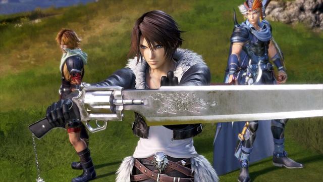 Link tải Dissidia Final Fantasy, game nhập vai miễn phí đỉnh trên Steam - Ảnh 3.