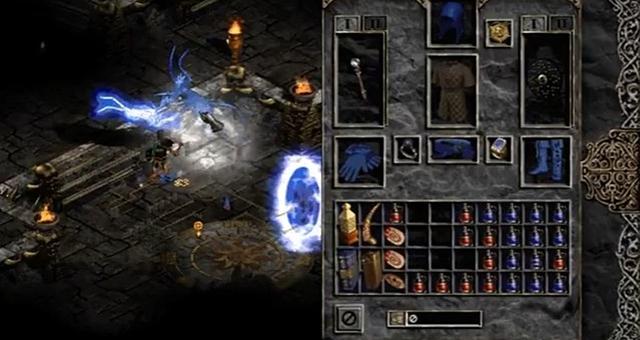 [Cũ mà hay] Phá đảo Diablo 2 mà không cần đánh một con quái nào - Ảnh 1.