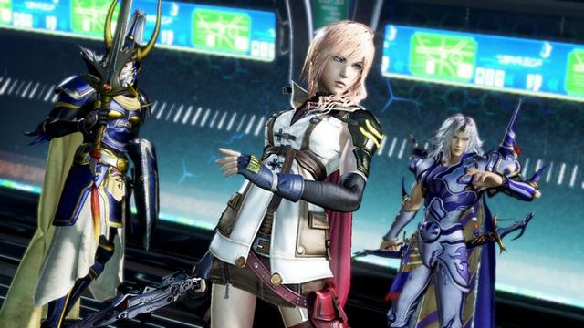Link tải Dissidia Final Fantasy, game nhập vai miễn phí đỉnh trên Steam - Ảnh 4.