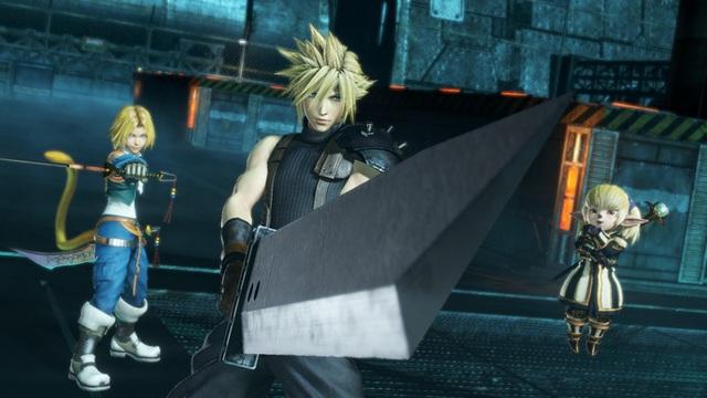 Link tải Dissidia Final Fantasy, game nhập vai miễn phí đỉnh trên Steam - Ảnh 5.