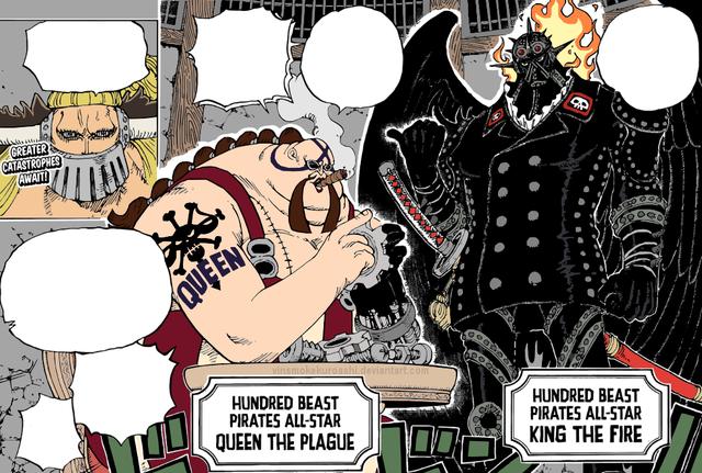 Spoiler One Piece Chap 989: Băng Mũ Rơm tập hợp, Luffy tuyên bố không thể thua ở Wano - Ảnh 4.