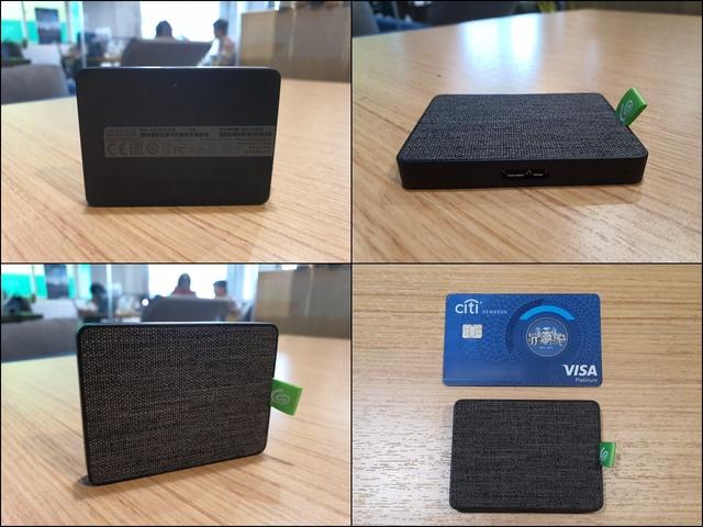 Đánh giá chi tiết Seagate Ultra Touch SSD: Ổ cứng gắn ngoài siêu nhanh tiện lợi, thiết kế vải dệt độc lạ đầu tiên và duy nhất trên thế giới - Ảnh 2.