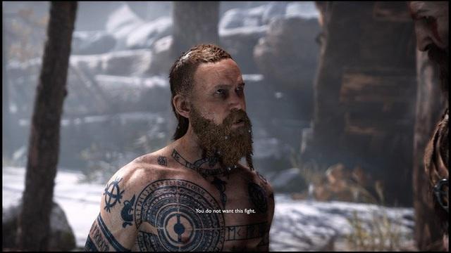 [Cũ mà hay] Kratos vs Baldur, màn đấu boss mở màn hay nhất nhì lịch sử - Ảnh 1.