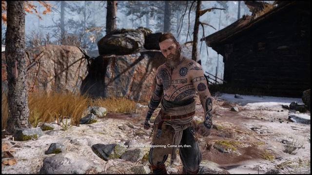 [Cũ mà hay] Kratos vs Baldur, màn đấu boss mở màn hay nhất nhì lịch sử - Ảnh 2.