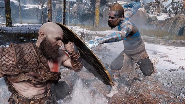 [Cũ mà hay] Kratos vs Baldur, màn đấu boss mở màn hay nhất nhì lịch sử - Ảnh 5.