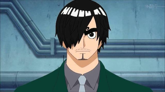 Chết cười với loạt ảnh đệ nhất mỹ nhân ngực khủng Tsunade và loạt nhân vật anime bị Rock Lee nhập - Ảnh 4.