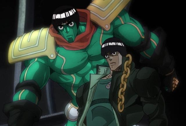Chết cười với loạt ảnh đệ nhất mỹ nhân ngực khủng Tsunade và loạt nhân vật anime bị Rock Lee nhập - Ảnh 7.