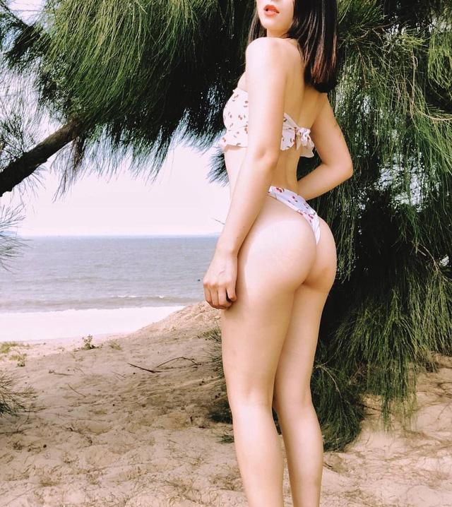Không cần lộ mặt, 3 hot girl vẫn sexy vượt sức chịu đựng nhờ vòng 3 sóng thần cùng loạt ảnh bikini mướt mát - Ảnh 6.