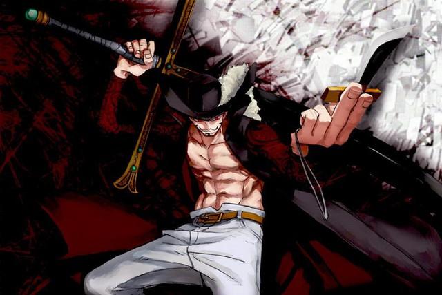 One Piece: Dù có trong tay thanh kiếm huyền thoại Enma thì Zoro cũng không thể đánh bại 5 kiếm sĩ siêu mạnh này - Ảnh 1.