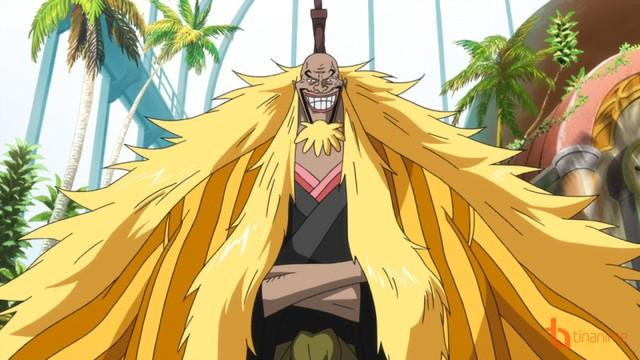 One Piece: Dù có trong tay thanh kiếm huyền thoại Enma thì Zoro cũng không thể đánh bại 5 kiếm sĩ siêu mạnh này - Ảnh 4.