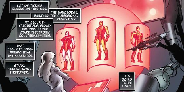 Top 5 lần truyện tranh Marvel lấy cảm hứng từ MCU, màu da của Nick Fury là 1 ví dụ - Ảnh 4.