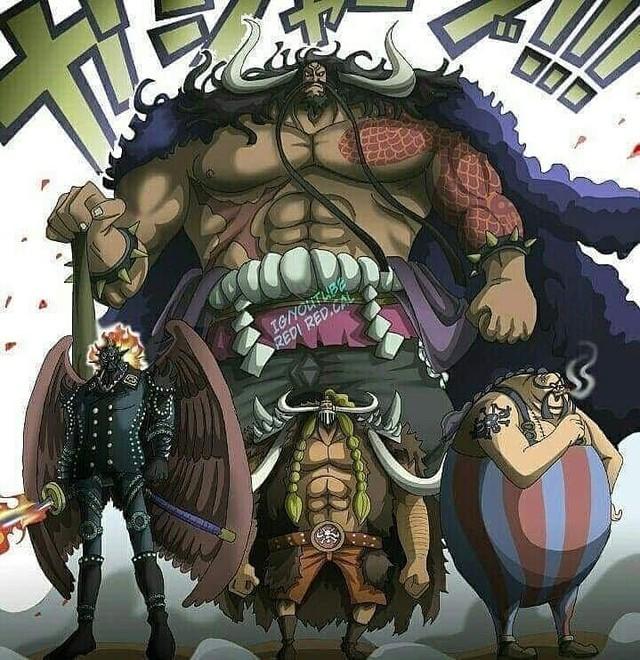 One Piece: Jack Hạn Hán, cái tên xứng đáng là bề tôi trung thành nhất của Tứ Hoàng Kaido - Ảnh 2.