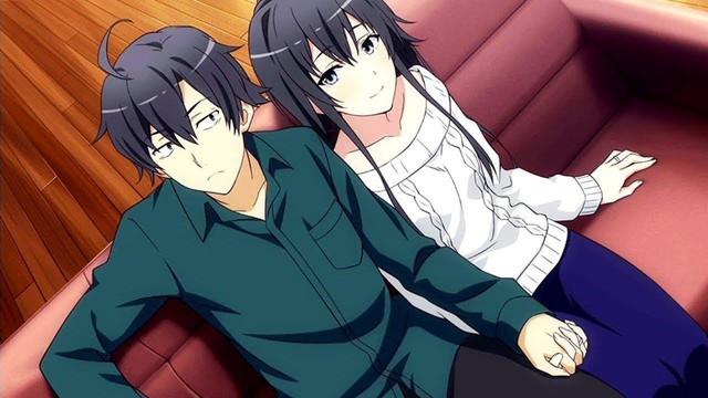 Hachiman và Yukino cuối cùng cũng đến với nhau