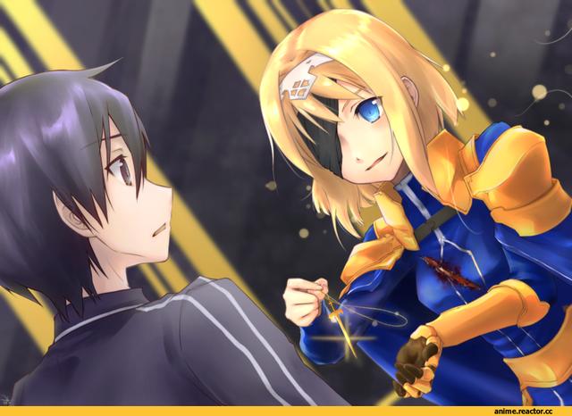 Kirito và Alice cũng nhận được rất nhiều sự yêu thích đến từ khán giả trong mùa anime hè 2020