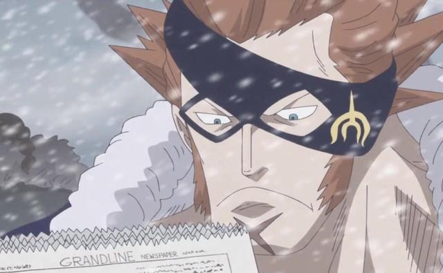 One Piece: X-Drake và những thông tin thú vị về Siêu Tân Tinh mới trở thành đồng minh của Luffy - Ảnh 2.