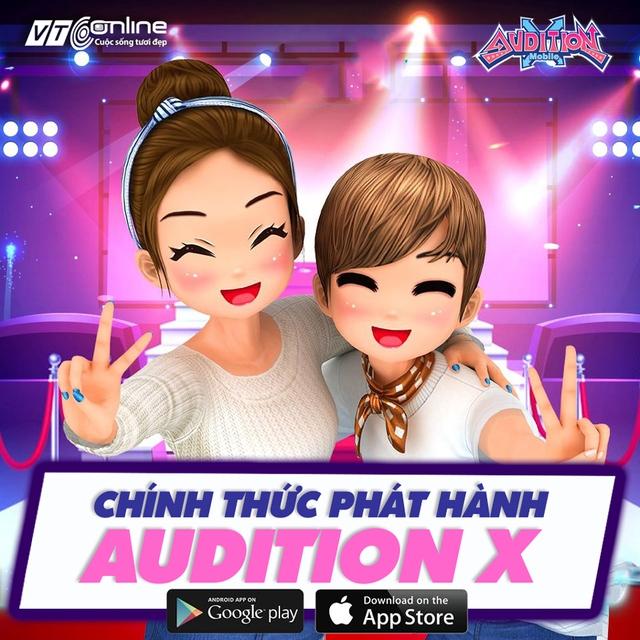 Audition X – Siêu phẩm game âm nhạc chính chủ sẽ ra mắt vào ngày đầu tiên của tháng 10! - Ảnh 1.