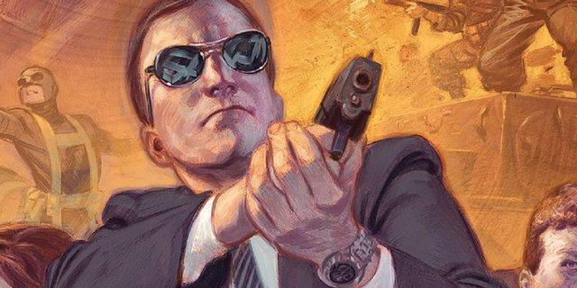 Top 5 lần truyện tranh Marvel lấy cảm hứng từ MCU, màu da của Nick Fury là 1 ví dụ - Ảnh 1.