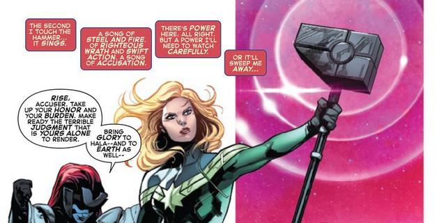 Top 5 lần truyện tranh Marvel lấy cảm hứng từ MCU, màu da của Nick Fury là 1 ví dụ - Ảnh 3.