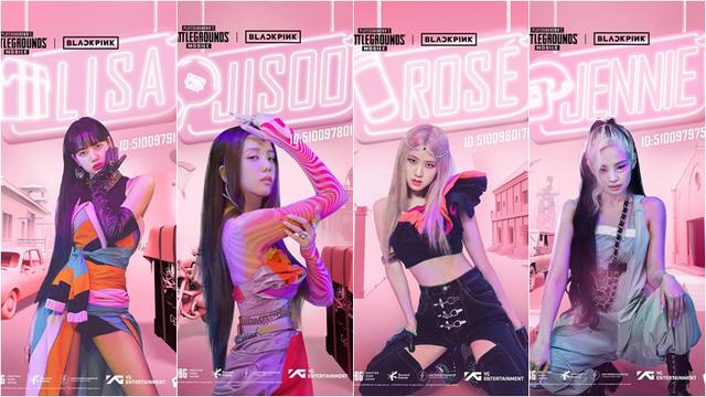 Sau Blackpink, nhóm nhạc nổi tiếng Hàn Quốc trở thành nhân vật chính trong game, nhìn hình biết ngay là ai - Ảnh 5.