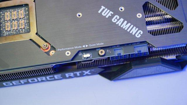 Đập hộp và đánh giá nhanh ASUS TUF RTX 3080 10G GAMING: Chiếc card đồ hoạ 'ngon bổ rẻ' tới bất ngờ - Ảnh 10.