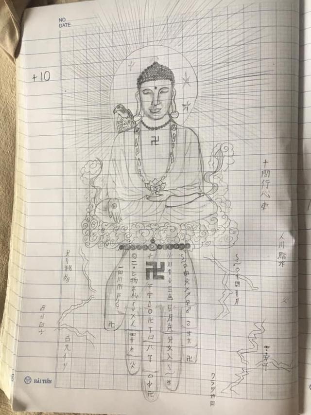 Sang chấn tâm lý với tài vẽ vời của game thủ Thục Sơn, chớm nhìn cũng khiến các Designer xứ Trung chết lặng - Ảnh 16.