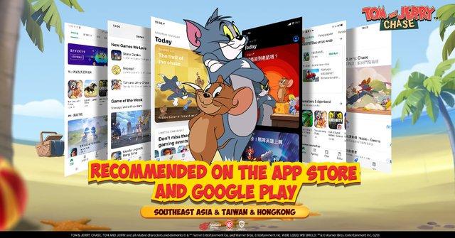 Game sinh tồn Tom and Jerry đang khiến người Việt mê mẩn lọt Top game mobile hay nhất tháng 8 - Ảnh 1.