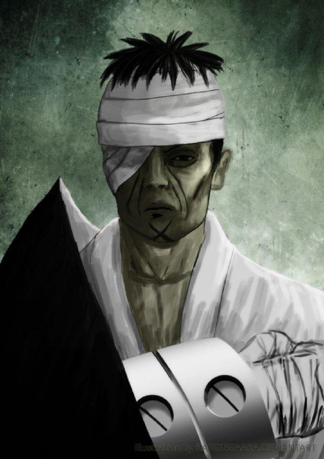 Kẻ bị ghét nhất Naruto trông thật kinh dị qua nét vẽ của các nghệ sĩ, trông chả khác gì quái vật - Ảnh 6.