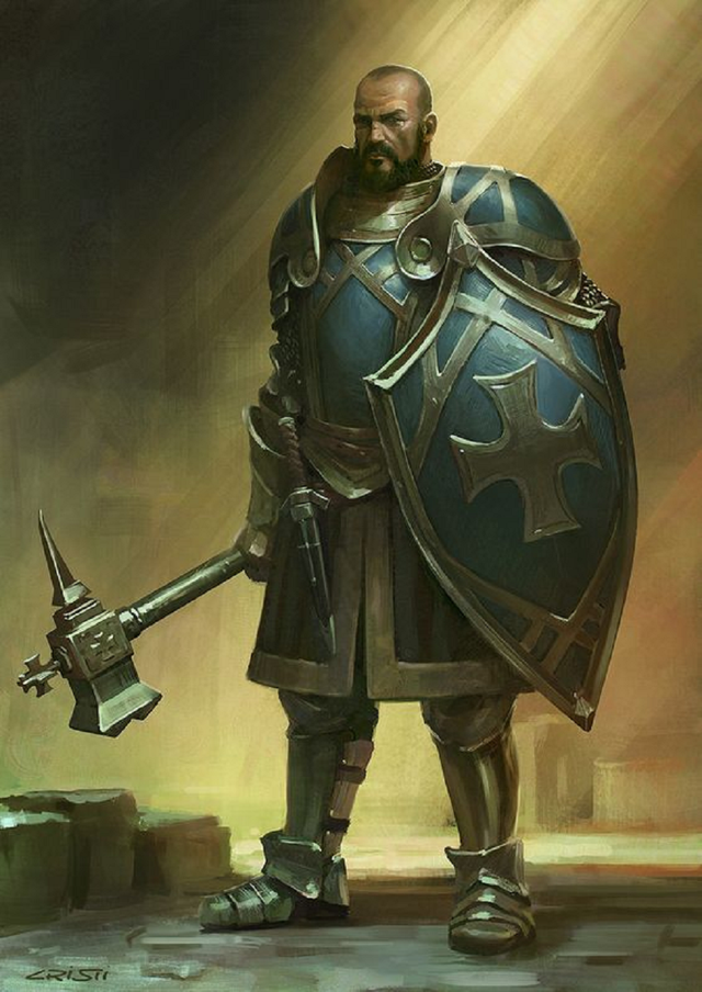 Búa chiến (Warhammer) – Từ đồ gia dụng thành vũ khí nguy hiểm bậc nhất thời Trung Cổ - Ảnh 5.