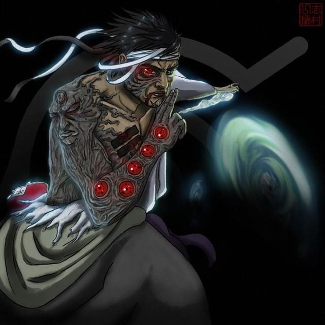 Kẻ bị ghét nhất Naruto trông thật kinh dị qua nét vẽ của các nghệ sĩ, trông chả khác gì quái vật - Ảnh 2.