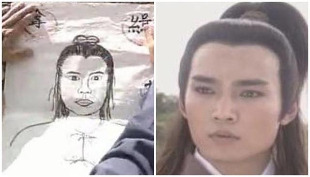 Cười ngoác mồm với tranh chân dung của mỹ nam mỹ nữ trong phim cổ trang Trung Quốc - Ảnh 12.