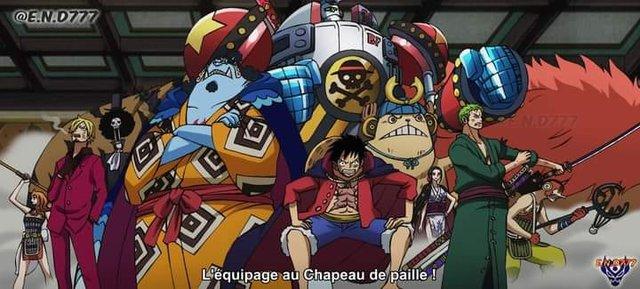 One Piece: Băng Mũ Rơm tập hợp đội hình, các fan hài hước đùa rằng Chụp ảnh thờ có nhất thiết phải ngầu thế không - Ảnh 1.