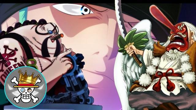 One Piece 989: Sau nhiều chap tấu hài, cuối cùng Queen cũng ra tay ngăn cản Luffy - Ảnh 4.