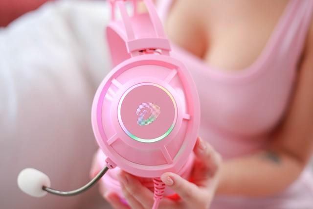 Tai nghe gaming DareU EH469: Vô địch trong tầm giá, chất âm tuyệt vời và thiết kế tròn đẹp mướt mắt - Ảnh 6.