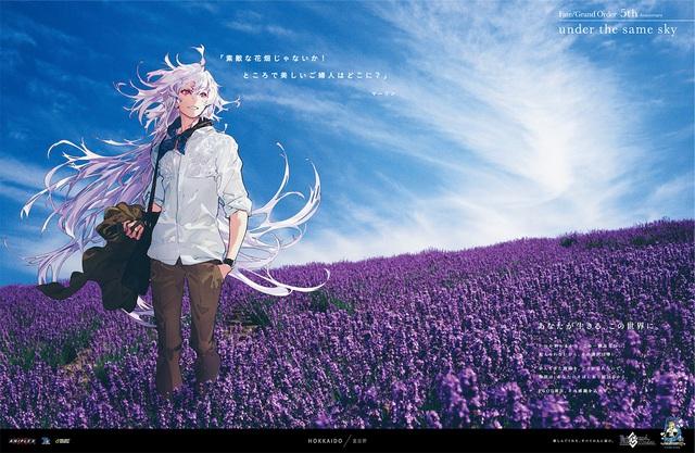 Under the same sky - Loạt ảnh tuyệt đẹp của Fate/Grand Order nhận được giải thưởng lớn - Ảnh 7.
