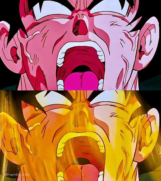 Nhìn lại khoảnh khắc Goku lần đầu tiên biến hình thành Super Saiyan mà ứa nước mắt, kí ức tuổi thơ cứ lần lượt ùa về - Ảnh 7.