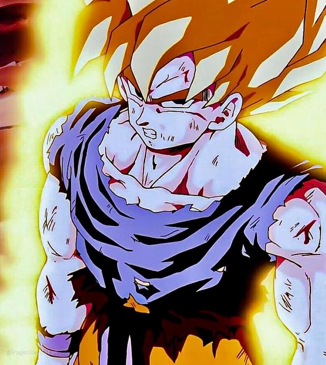 Nhìn lại khoảnh khắc Goku lần đầu tiên biến hình thành Super Saiyan mà ứa nước mắt, kí ức tuổi thơ cứ lần lượt ùa về - Ảnh 10.