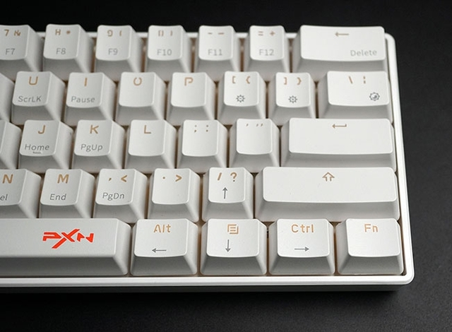Bộ chuột bàn phím cơ chơi game không dây PXN K30: Món phụ kiện siêu hời giá chưa tới 1 triệu - Ảnh 5.