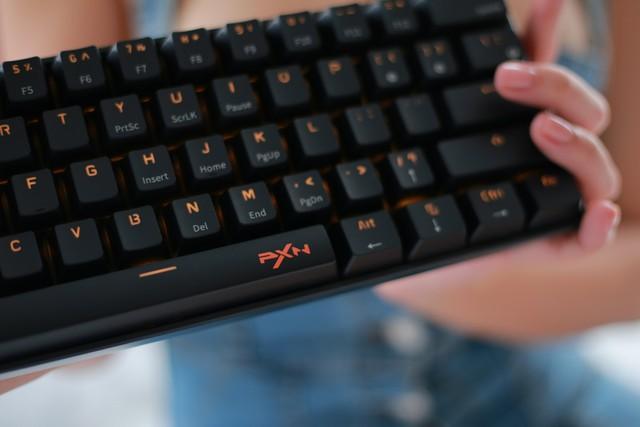 Bộ chuột bàn phím cơ chơi game không dây PXN K30: Món phụ kiện siêu hời giá chưa tới 1 triệu - Ảnh 6.