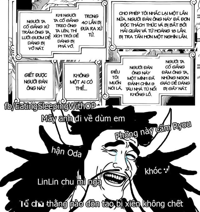 One Piece: Liệu sức mạnh của Kaido có bị Morgans thêu dệt giống như cách hắn ca tụng Luffy là Ngũ Hoàng? - Ảnh 5.
