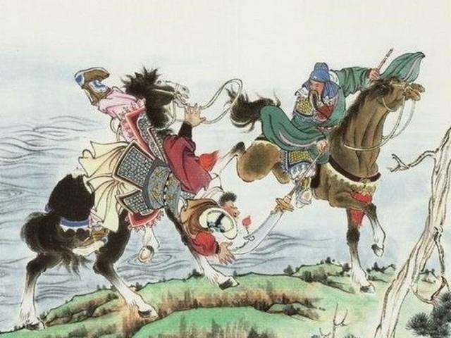 Sốc nặng trước sự thật về Quan Vũ: Cả đời chỉ chém hạ duy nhất... 2 tướng địch - Ảnh 9.