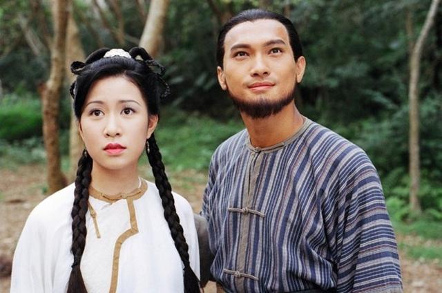 Chẳng cần biết đi đường quyền, 4 cực phẩm mỹ nhân trong phim chưởng Kim Dung vẫn khiến anh hùng hảo hán đổ liêu xiêu - Ảnh 3.
