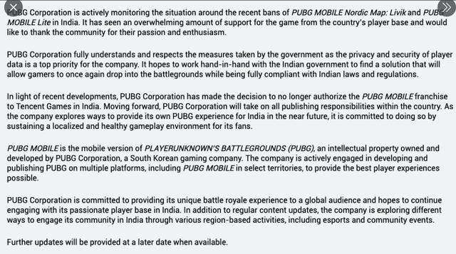 Tin nóng: Game thủ Ấn Độ cầu cứu, PUBG Corp có động thái dứt khoát với Tencent - Ảnh 2.