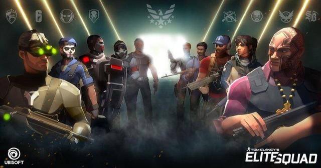 Tom Clancys Elite Squad - Game nhập vai hành động 5v5 ấn tượng - Ảnh 1.